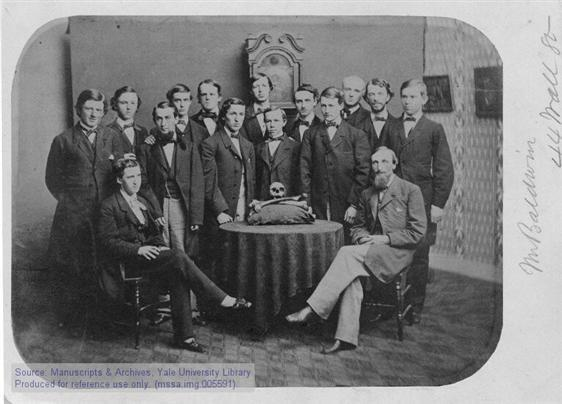 Pictures-of-Yale-clubs-and-societies-ca.-1850-1994