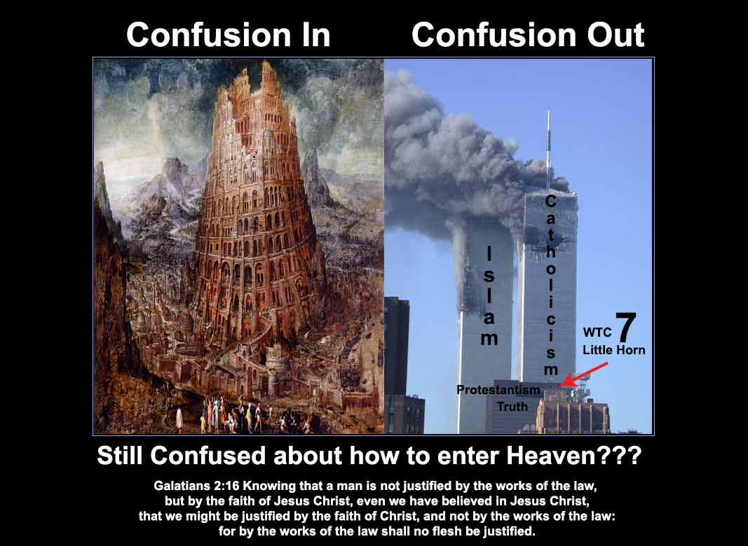 This one is self explanatory the children who walk in light and they who love truth do not believe that a fire took down WTC7.